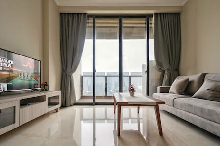 Upscale 1br apartment @ the heart of Jakarta