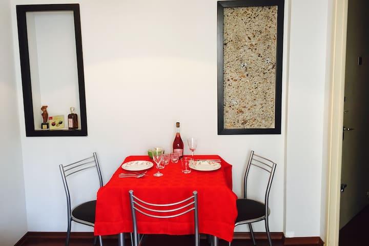 Casa Rosa: Geweldig app. Centrum Buenos Aires