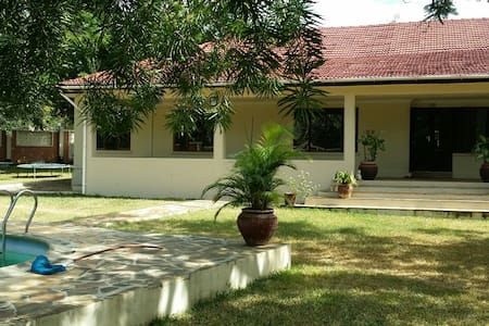 Cosy 1bd with near by parking lot - Dar es Salaam - Ev