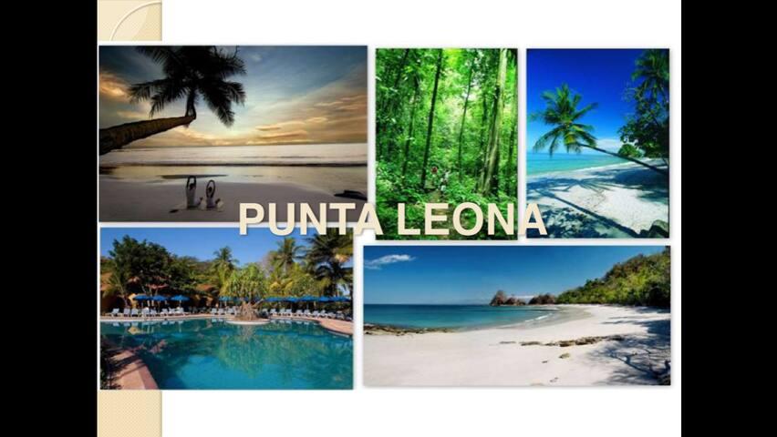Lujoso Condo Altos de Leonamar Punta Leona