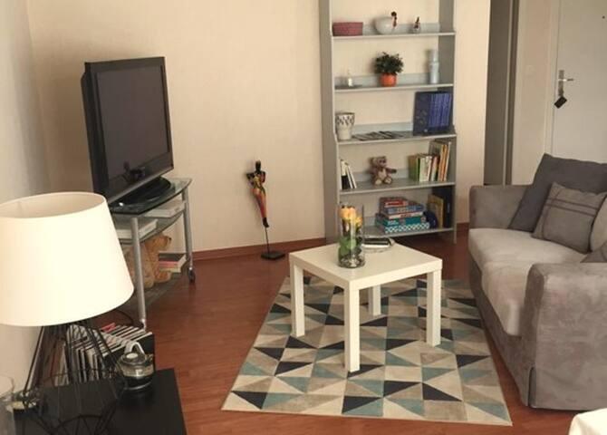 Bel appartement récent  proche Strasbourg