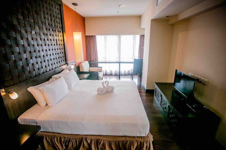 Sunway Pyramid Staycation Resort Suites @Sunway