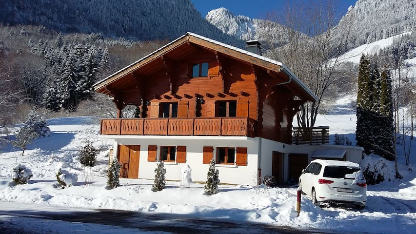 Chalet Chez Maurice