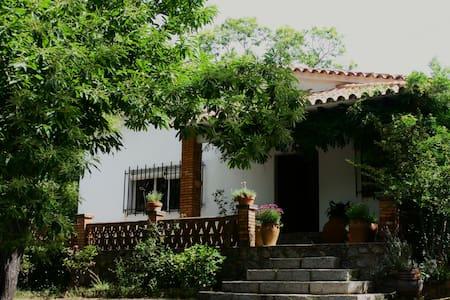 Chalet con terreno.Fuenteheridos.Villa Porfin - Xalet
