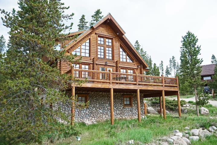 Spacious Cabin - Recently Constructed with Very Good Quality