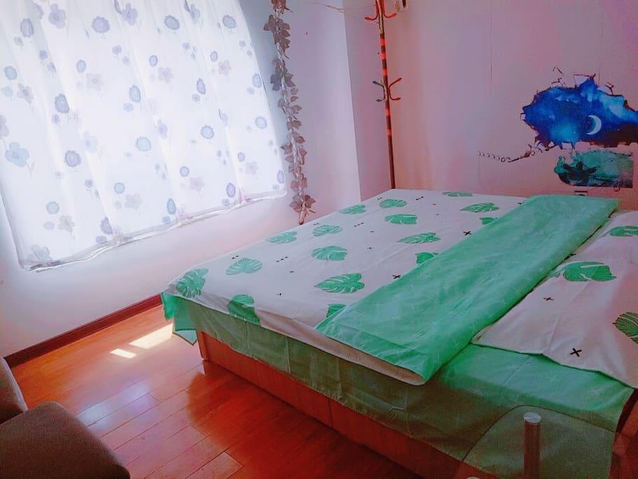 清新大床房
