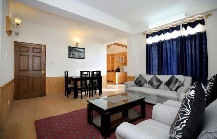 The Peaceful Stay | 2 Bedroom House | Shimla