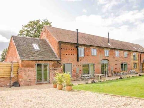 The Hayloft - stunning Shropshire barn conversion