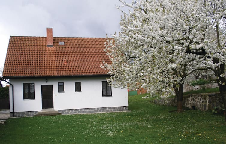 Holiday cottage with 2 bedrooms on 69m² in Nalzovice