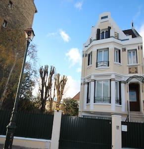 Apartment in Art-Deco house near Paris - Les Pavillons-sous-Bois - Haus