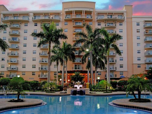 Wyndham Palm Aire 4 Bdrm Presidential