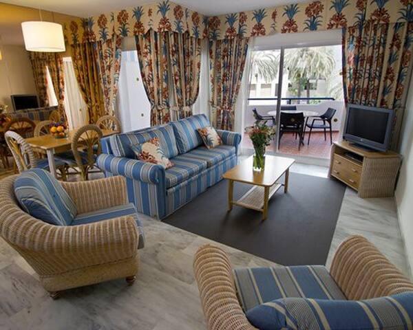 Sahara Sunset Resort - 5 * luxury apartment - Benalmádena - Apto. en complejo residencial