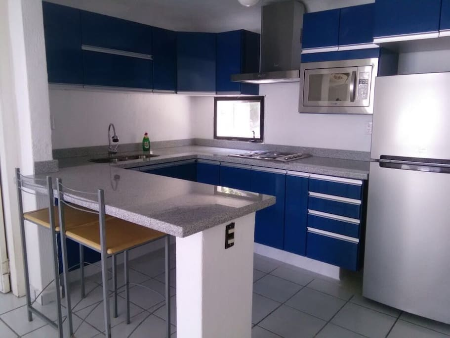 Brand New Kitchen :)