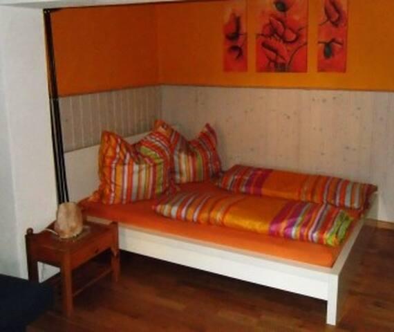 Gästehaus Klein Venedig, (Ettenheim), Nichtraucher-Ferienwohnung mit WC und Dusche , max. 4 Personen