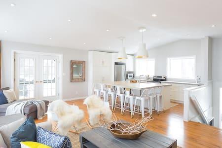 Wilolea Retreat, luxury waterfront home - Erinsville