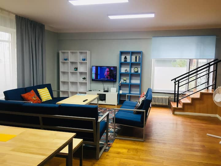 UBRainbow GuestHouse in Zaisan (7 Bed)