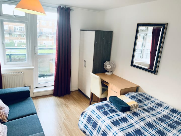 Perfect stay close to Centre London..