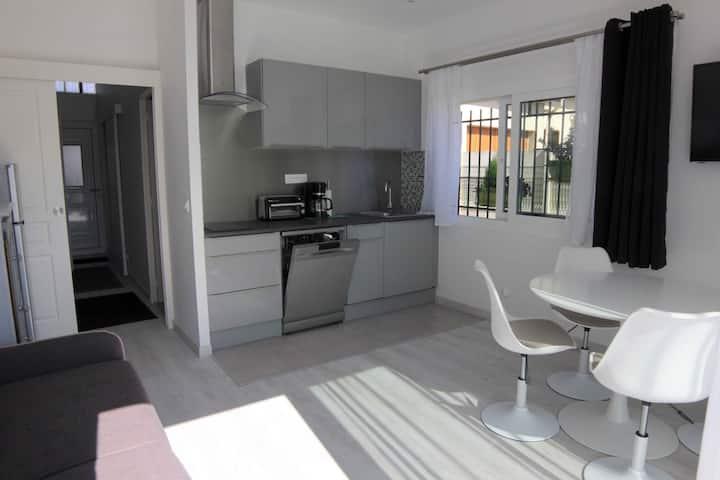Cosy one-bedroom flat between Paris and Disneyland