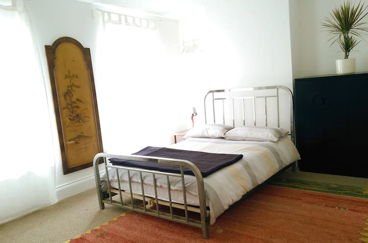 Charming Rm in artists residence, Creative Quarter - Folkestone - Apartament
