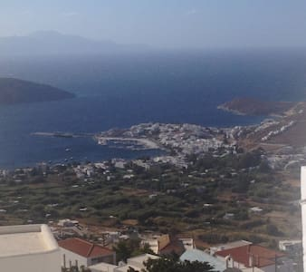 Serifos all-in -one house with amazing view - Serifos - House
