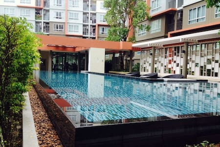 Comfy room in Central of Phuket - Kathu - Apartment - 2