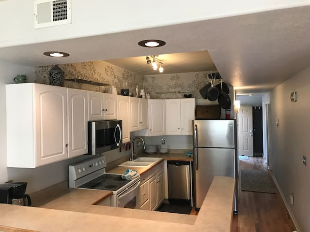 Walk to everything Downtown- 2 BR - Denver