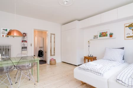 Bright apartment close to Copenhagen Beach - Copenhaga - Apartamento