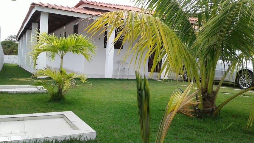 Casa de praia ilha de Barra grande