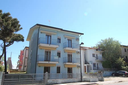 Scenic Apartment in Rosolina Mare with Parking