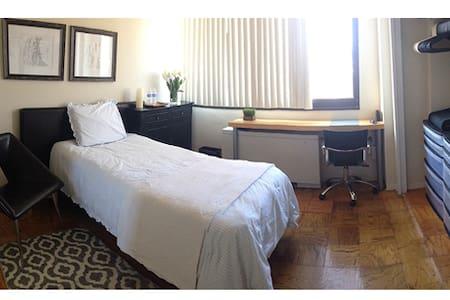 Quiet&clean room #DCA/CherryBlossom - Alexandria