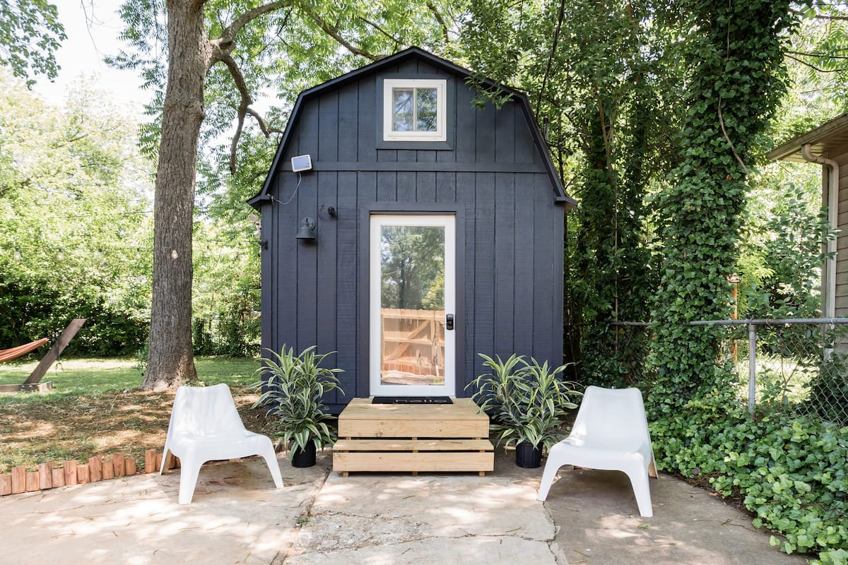 Embrace Tiny Living in a Magical, Bespoke Little Home