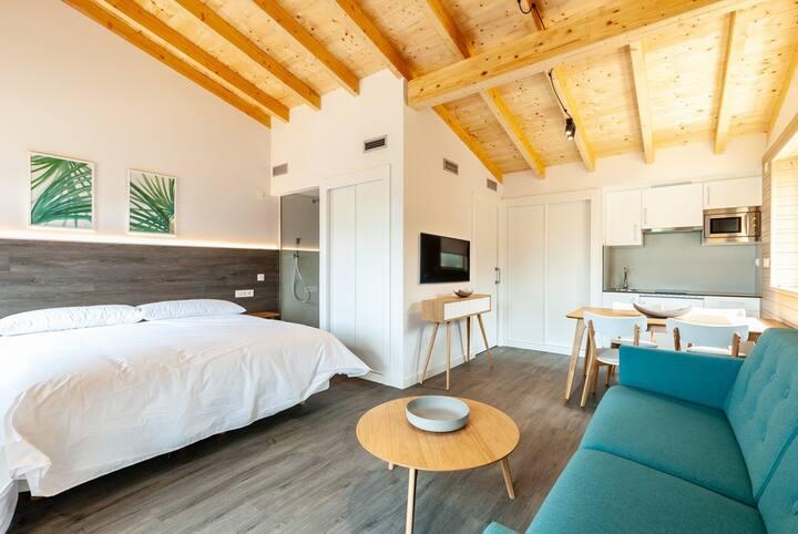 Villa en la monataña (Hotel Cieloastur)