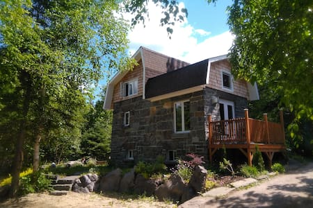 The Stonehouse at Tuach Gardens & Arboretum