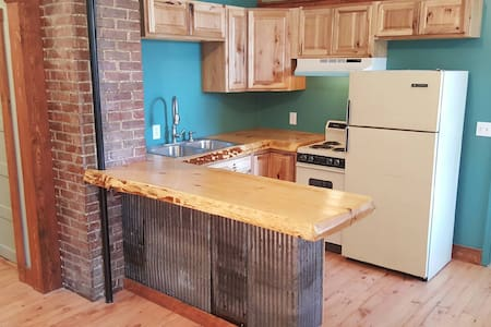 Loft style studio in Penns Valley - Millheim - Apartment