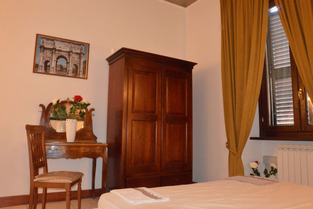 stanza Piazza Navona