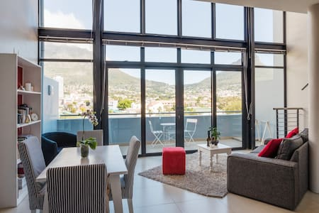 City living with breathtaking mountain views - Kaapstad