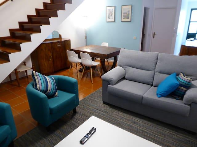 T2 DUPLEX no centro de Machico - Machico - Apartamento