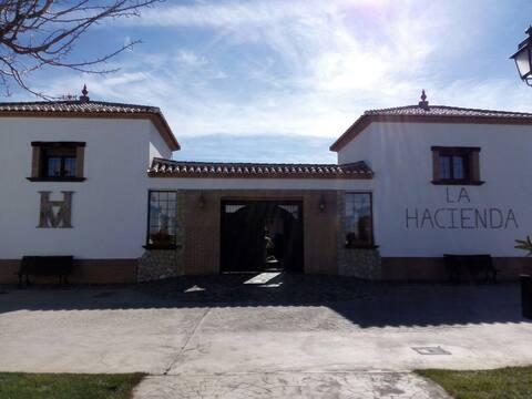 La Hacienda del Marquesado Habitacion Deluxe