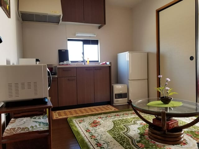 Fun Private Apartment in Tsukuba  私人公寓