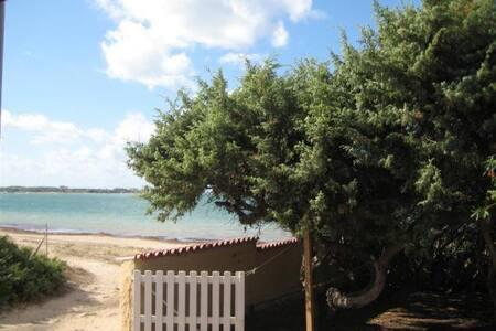 Putzu idu sa rocca tuda house on the beach