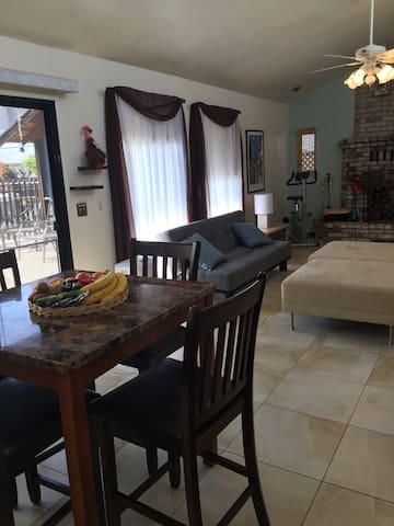 Arana Gulch/PurpleTriangle Hideaway - Santa Cruz - Apartment