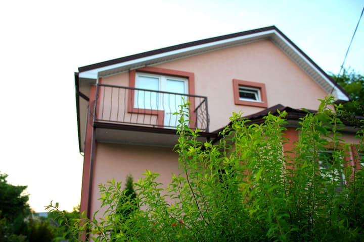 Дом в Даховской