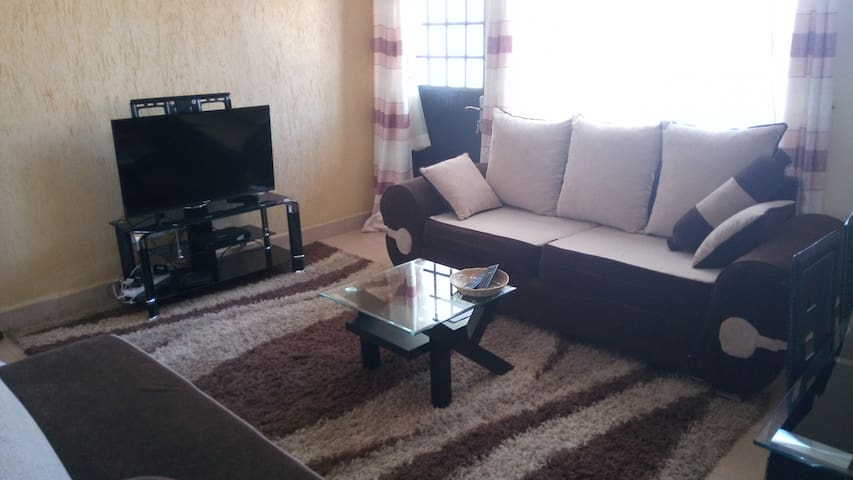 Spacious Penthouse Apartment in Westlands - 奈洛比