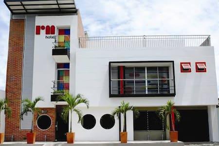 La mejor opción en Barrancabermeja - Barrancabermeja - Boutique-hôtel