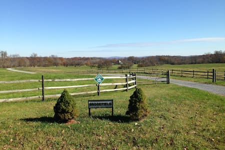 Horse Estate - Near Middleburg - Delaplane