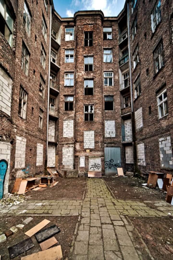 Surviving building