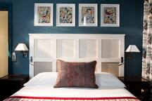 Home comfort in the heart of Le Marais