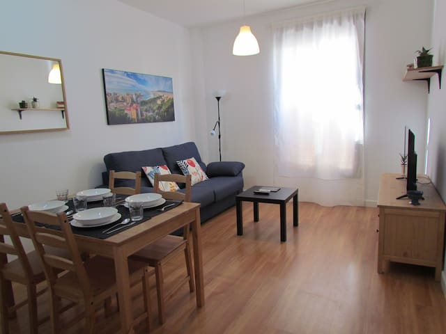 Acogedor apartamento en el Centro de Málaga - Málaga - Lägenhet