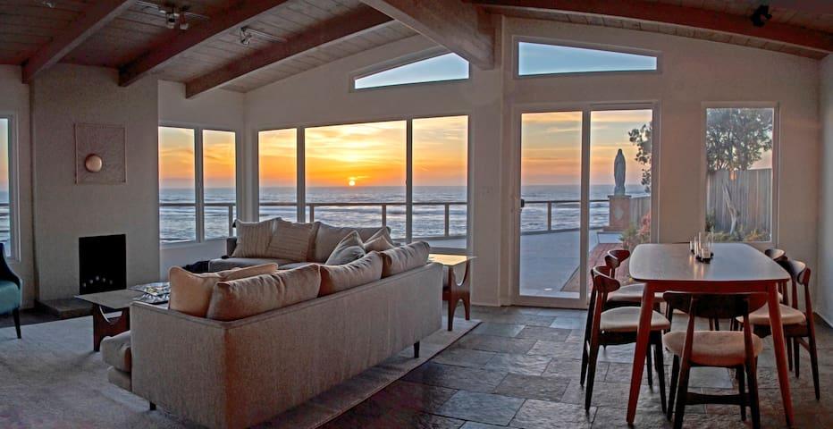 Tranquil Oceanfront Retreat