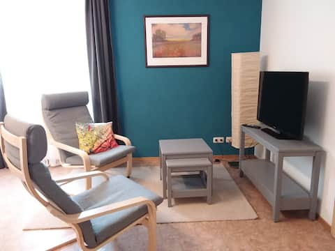 Altertheim的房客公寓